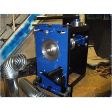 Станок для формирования гофроколена механический диаметр 100-140