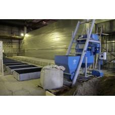 Оборудование для газобетонных блоков АСМ-58СС