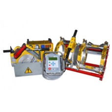 SP250-CNC - комплектная машина для полуавтоматической сварки напорных полимерных трубопроводов, в том числе газопроводов.