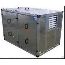 Бензиновый генератор Pramac MES15000 в контейнере